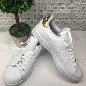 ADIDAS NEW Women's Advantage Clean Sneaker